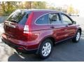 2009 Tango Red Pearl Honda CR-V EX 4WD  photo #7