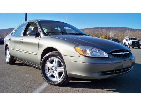 2001 Ford Taurus SEL Data, Info and Specs