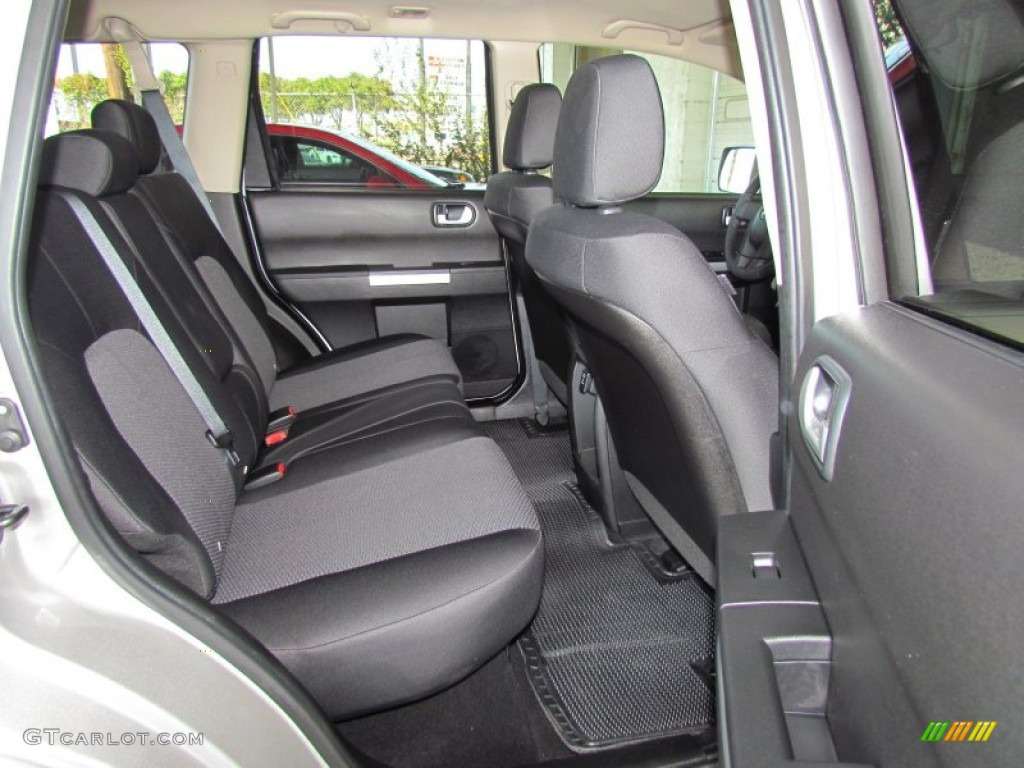 Black interior 2011 mitsubishi endeavor ls photo 56318202