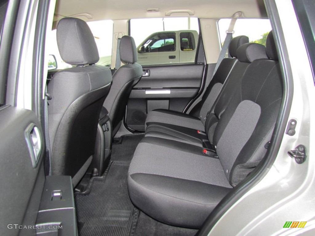 Black Interior 2011 Mitsubishi Endeavor Ls Photo 56318211