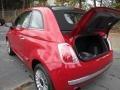2012 500 c cabrio Lounge Trunk