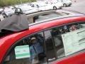 Rosso Brillante (Red) - 500 c cabrio Lounge Photo No. 13