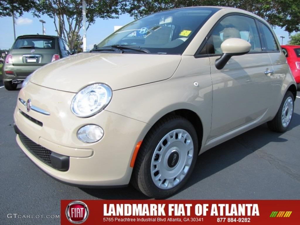 Fiat car colors