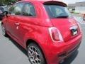 Rosso Brillante (Red) - 500 Sport Photo No. 2