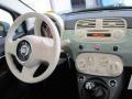 Dashboard of 2012 500 c cabrio Pop