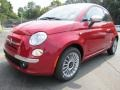 Rosso Brillante (Red) 2012 Fiat 500 Gallery