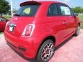 2012 500 Sport Rosso (Red)