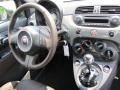 Dashboard of 2012 500 Sport