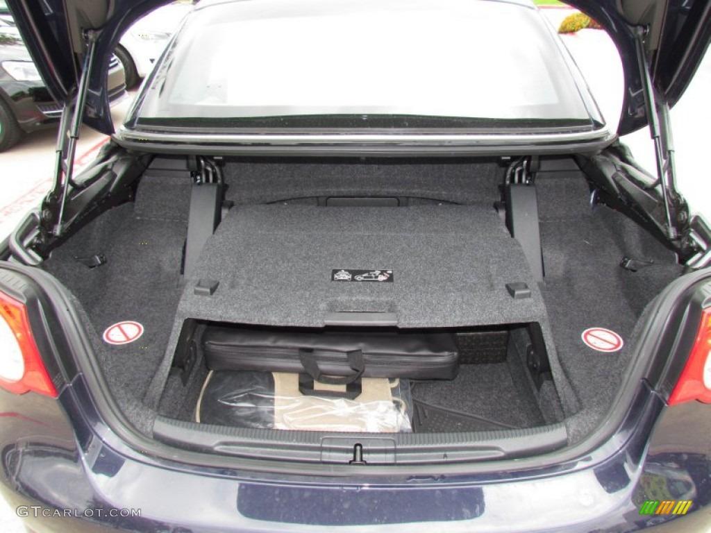 volkswagen eos komfort trunk photo  gtcarlotcom