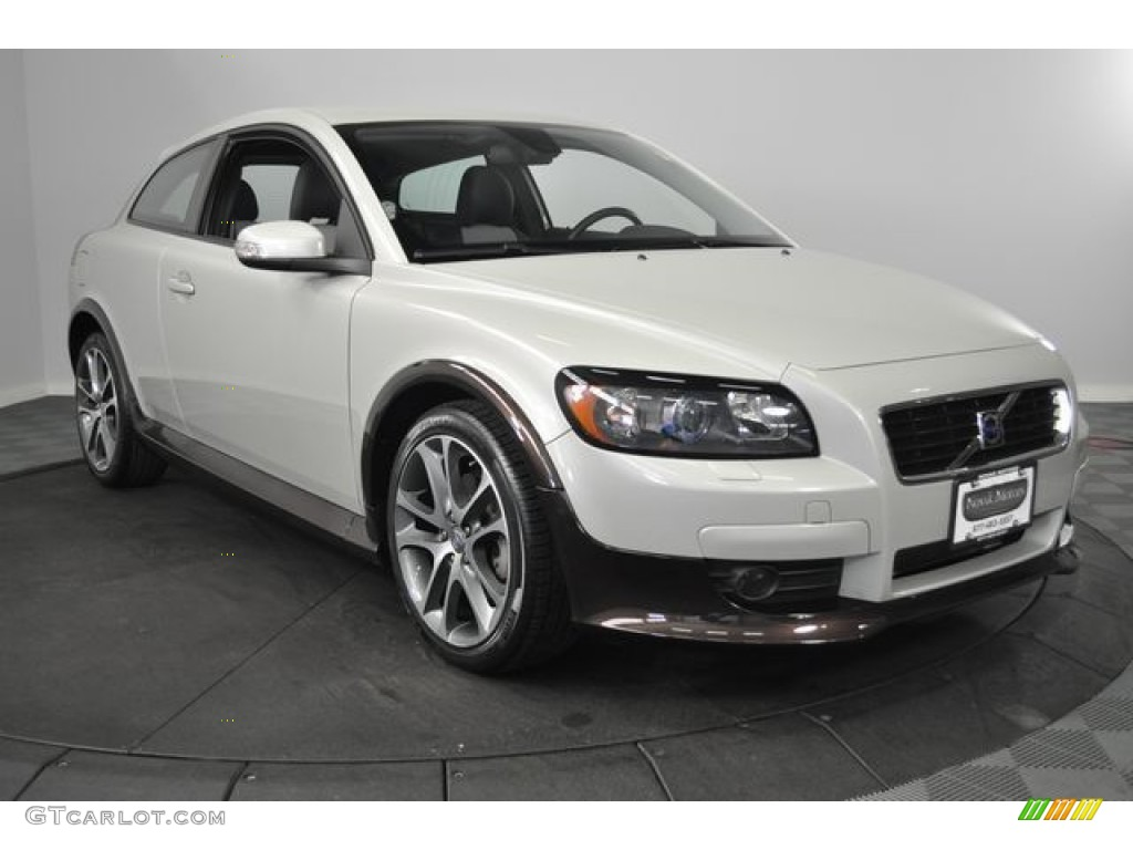 2008 cosmic white metallic volvo c30 t5 version 2 0 56275700 photo 11 car. Black Bedroom Furniture Sets. Home Design Ideas