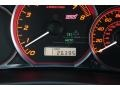 Carbon Black/Graphite Gray Alcantara Gauges Photo for 2008 Subaru Impreza #56336376