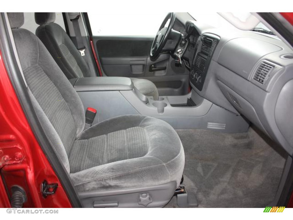 2002 Ford Explorer Xlt 4x4 Interior Photo  56347910