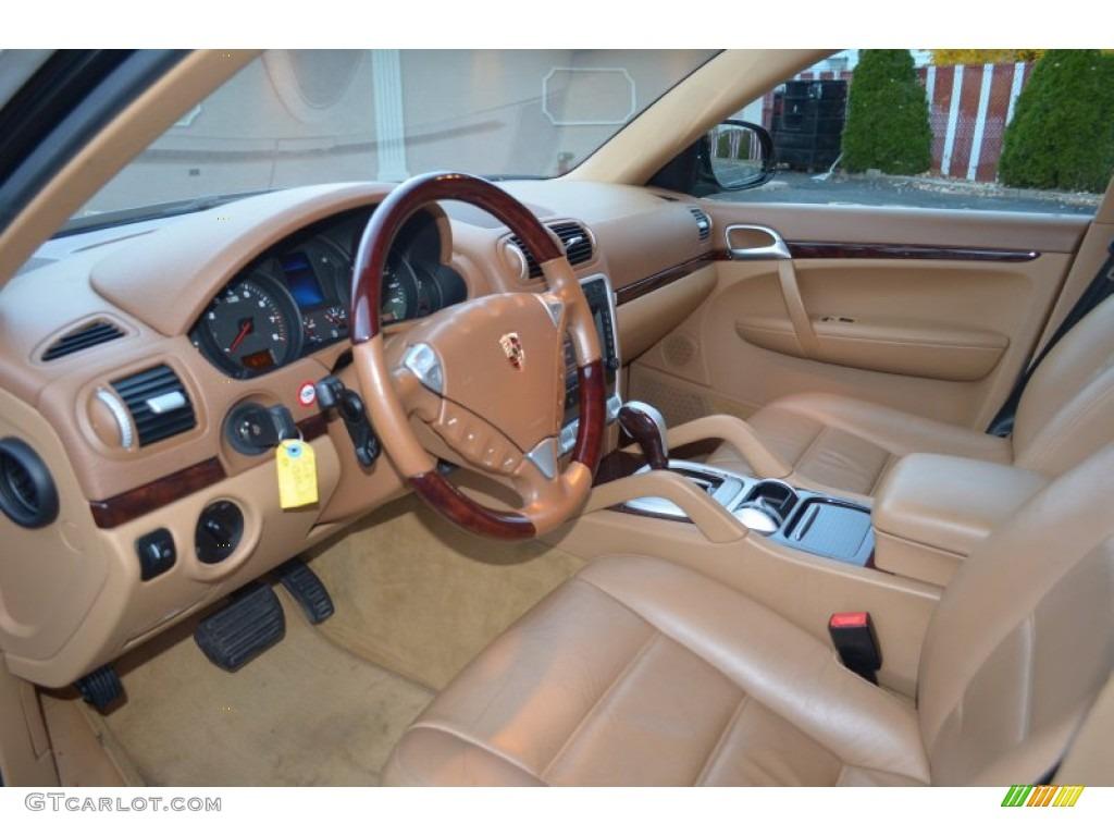 2005 Porsche Cayenne Standard Cayenne Model Interior Photo 56352160