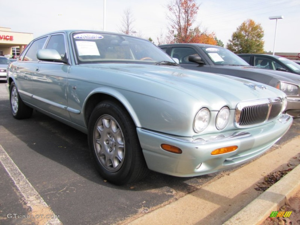 Seafrost pearl 2000 jaguar xj xj8 exterior photo 56364358 for Jaguar xj exterior