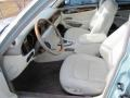 Ivory 2000 Jaguar XJ Interiors