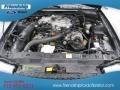 2001 True Blue Metallic Ford Mustang V6 Convertible  photo #11