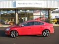 Passion Red 2012 Volvo S60 R-Design AWD