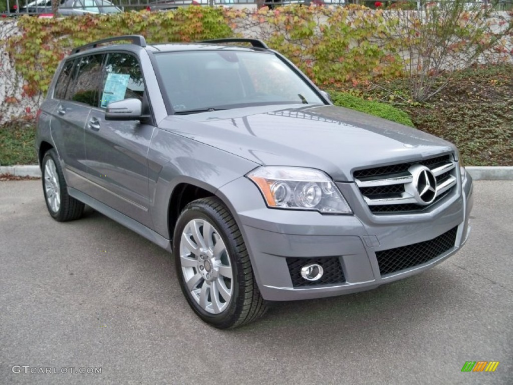 2012 palladium silver metallic mercedes benz glk 350 for Mercedes benz glk 2012