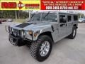 Gray 1998 Hummer H1 Wagon