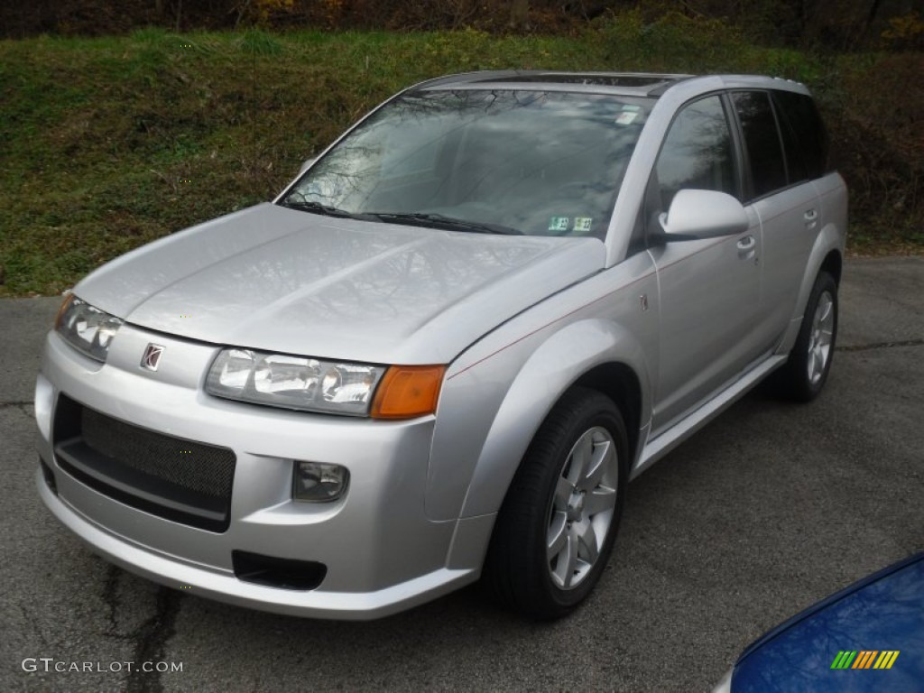 silver nickel 2004 saturn vue red line awd exterior photo. Black Bedroom Furniture Sets. Home Design Ideas