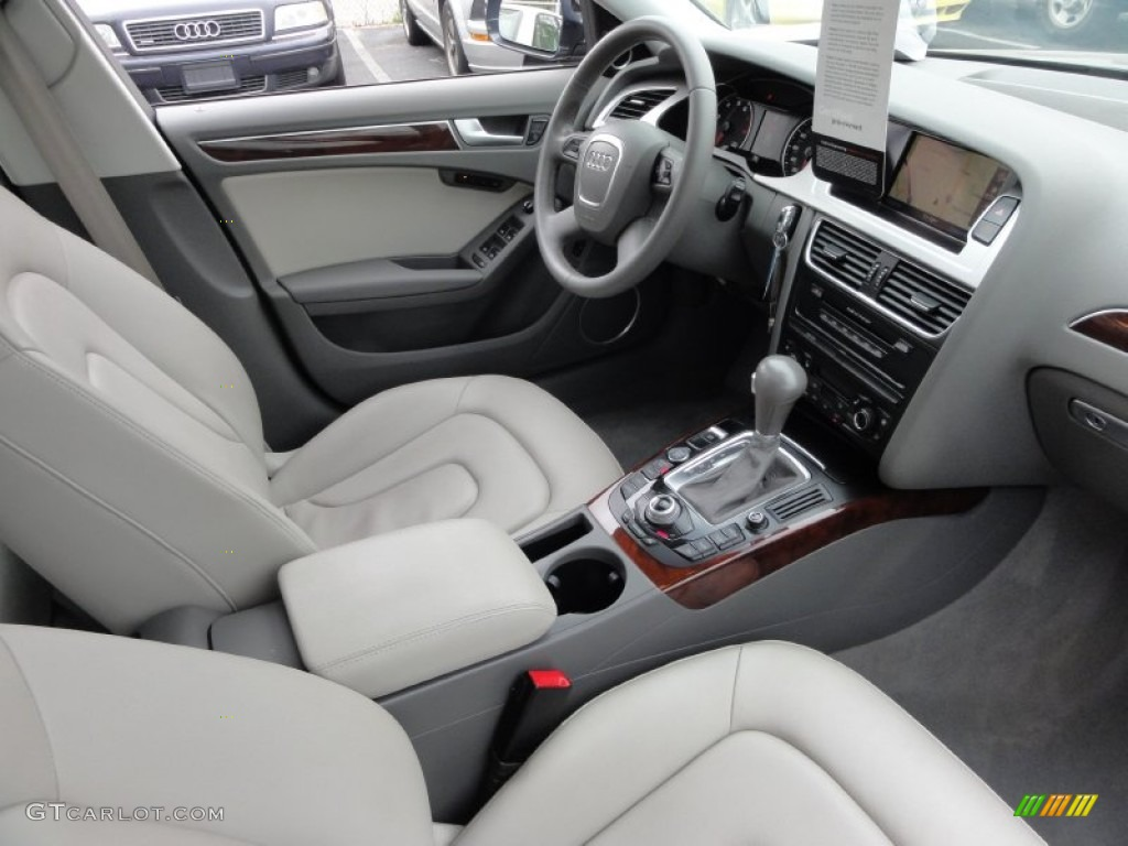 2009 Audi A4 2 0t Quattro Sedan Interior Photo 56382199 Gtcarlot Com