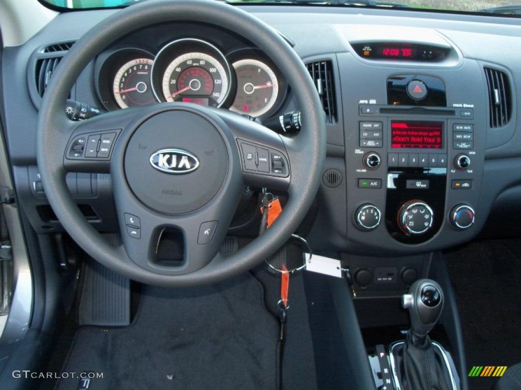 2012 Kia Forte Ex Black Dashboard Photo 56387872 Gtcarlot Com