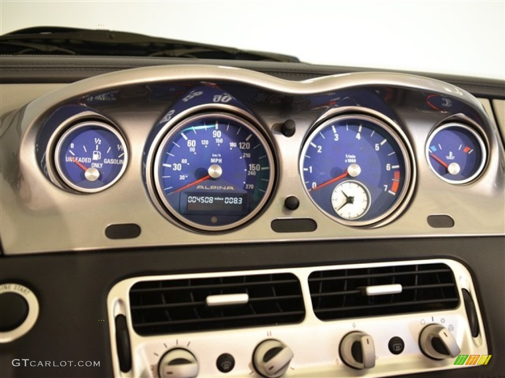 2003 Bmw Z8 Alpina Roadster Gauges Photo 56393434