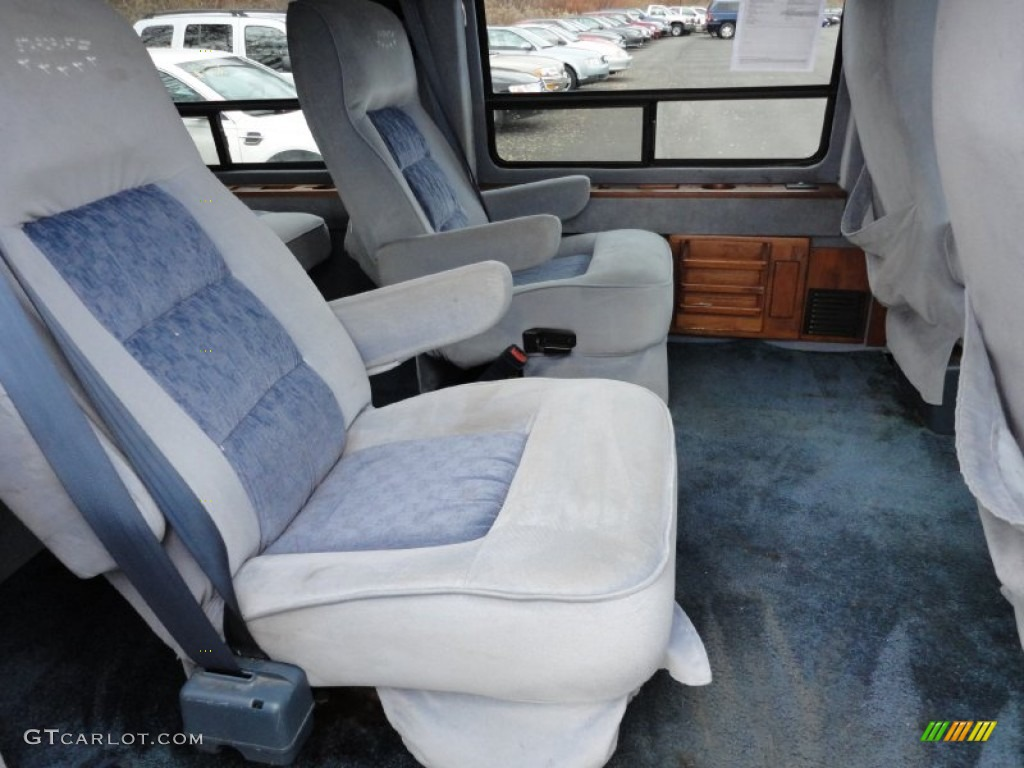 1995 Chevrolet Chevy Van G20 Passenger Conversion interior