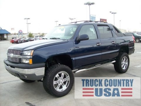 2005 chevrolet avalanche lt 4x4 data info and specs. Black Bedroom Furniture Sets. Home Design Ideas