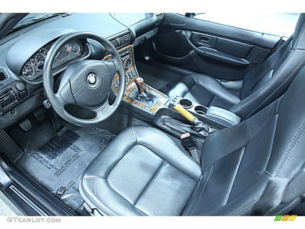 black interior 2001 bmw z3 25i roadster photo 56398690 black interior 1996 bmw z3