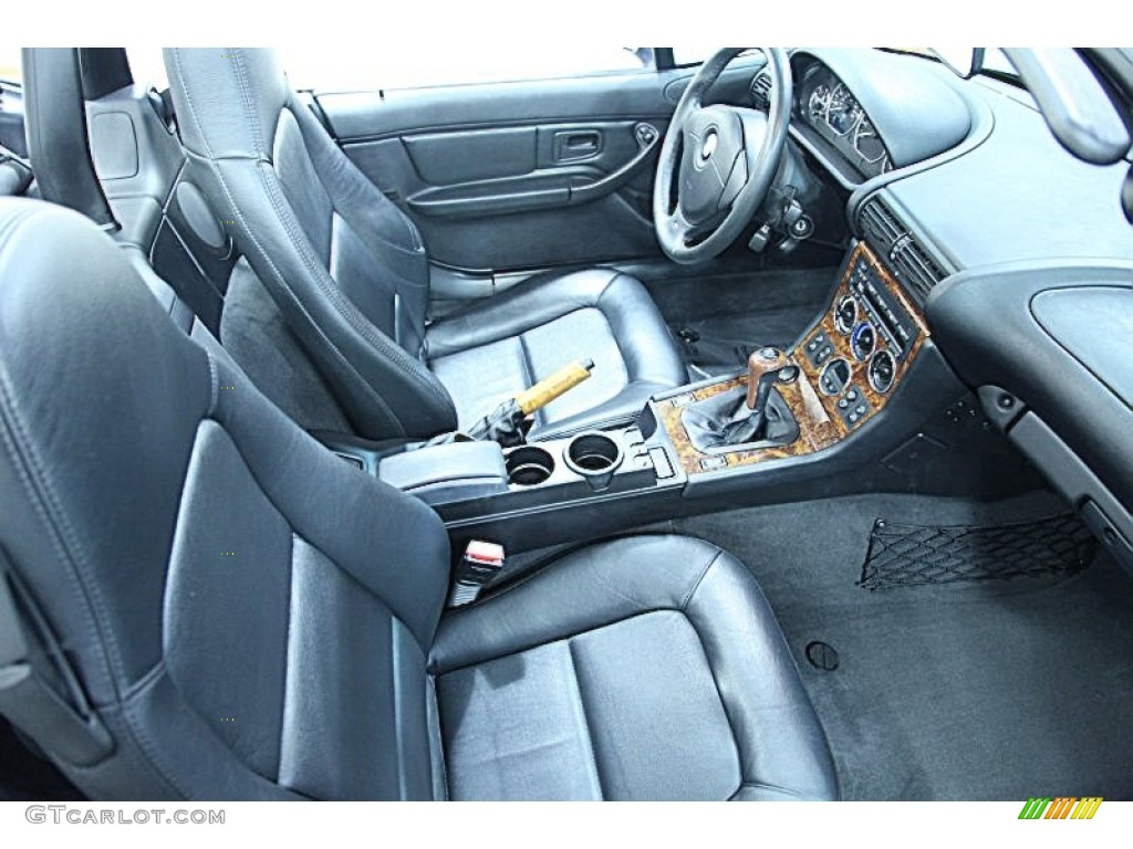 2001 Bmw Z3 2 5i Roadster Interior Photo 56398699