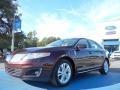 HT - Cinnamon Metallic Lincoln MKS (2009-2010)
