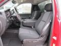 2012 Victory Red Chevrolet Silverado 1500 LT Regular Cab 4x4  photo #8