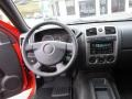 2012 GMC Canyon Ebony Interior Dashboard Photo