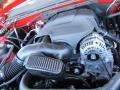 2012 Victory Red Chevrolet Silverado 1500 LS Crew Cab 4x4  photo #11