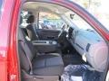 2012 Victory Red Chevrolet Silverado 1500 LS Crew Cab 4x4  photo #14