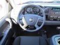 2012 Victory Red Chevrolet Silverado 1500 LS Crew Cab 4x4  photo #16