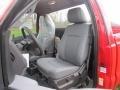 2012 Vermillion Red Ford F250 Super Duty XL Regular Cab 4x4  photo #12