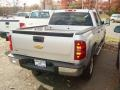 2012 Silver Ice Metallic Chevrolet Silverado 1500 LT Crew Cab 4x4  photo #2