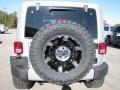 Custom Wheels of 2012 Wrangler Unlimited Sahara 4x4