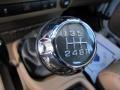 2012 Wrangler Unlimited Sahara 4x4 6 Speed Manual Shifter