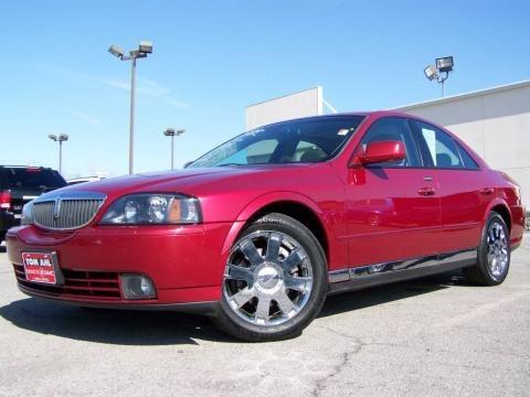 Lincoln Ls 2003. 2003 Lincoln LS Sport Data,
