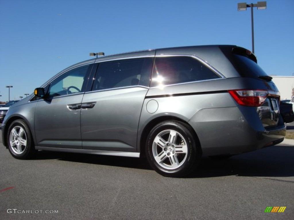 Polished Metal Metallic 2011 Honda Odyssey Touring Elite Exterior Photo 56448353 Gtcarlot Com