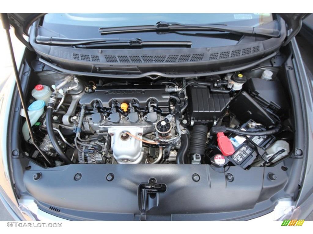 2009 Honda Civic Lx S Sedan 1 8 Liter Sohc 16 Valve I Vtec 4 Cylinder Engine Photo 56452793
