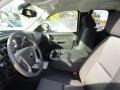 2012 Silver Ice Metallic Chevrolet Silverado 1500 LT Extended Cab 4x4  photo #5