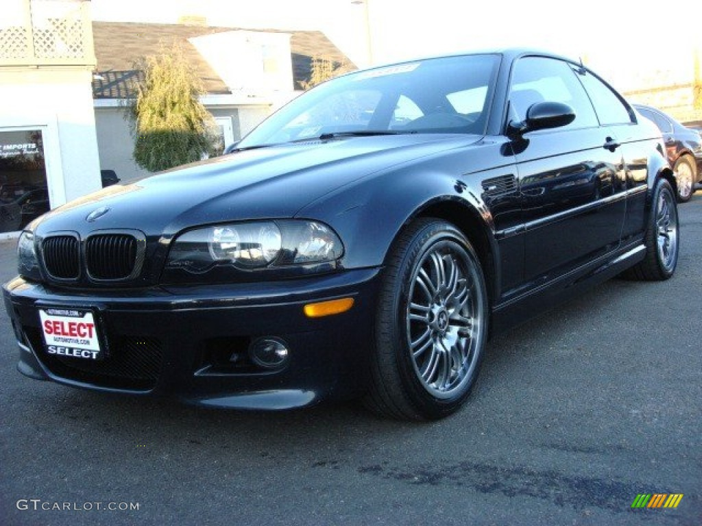 2001 jet black bmw m3 coupe 56451509 car. Black Bedroom Furniture Sets. Home Design Ideas