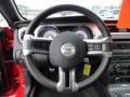 2011 Race Red Ford Mustang V6 Premium Convertible  photo #16
