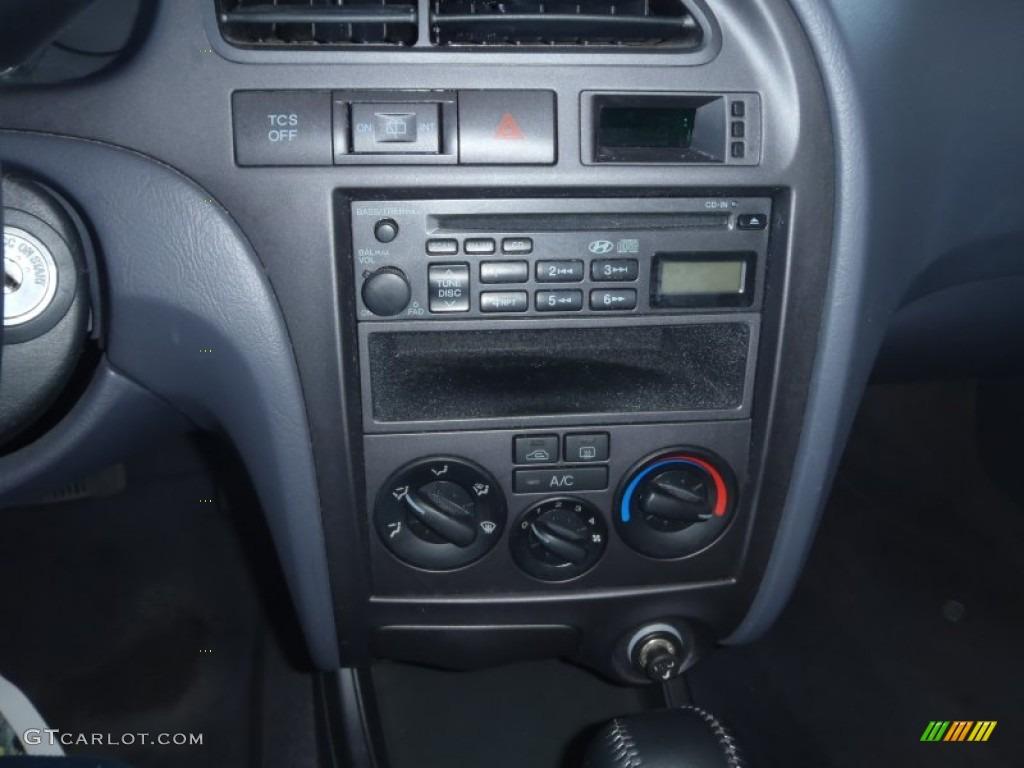 2003 Chianti Red Hyundai Elantra Gt Hatchback 56451714 Photo 19 Car Color