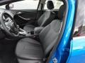 2012 Blue Candy Metallic Ford Focus SEL 5-Door  photo #8