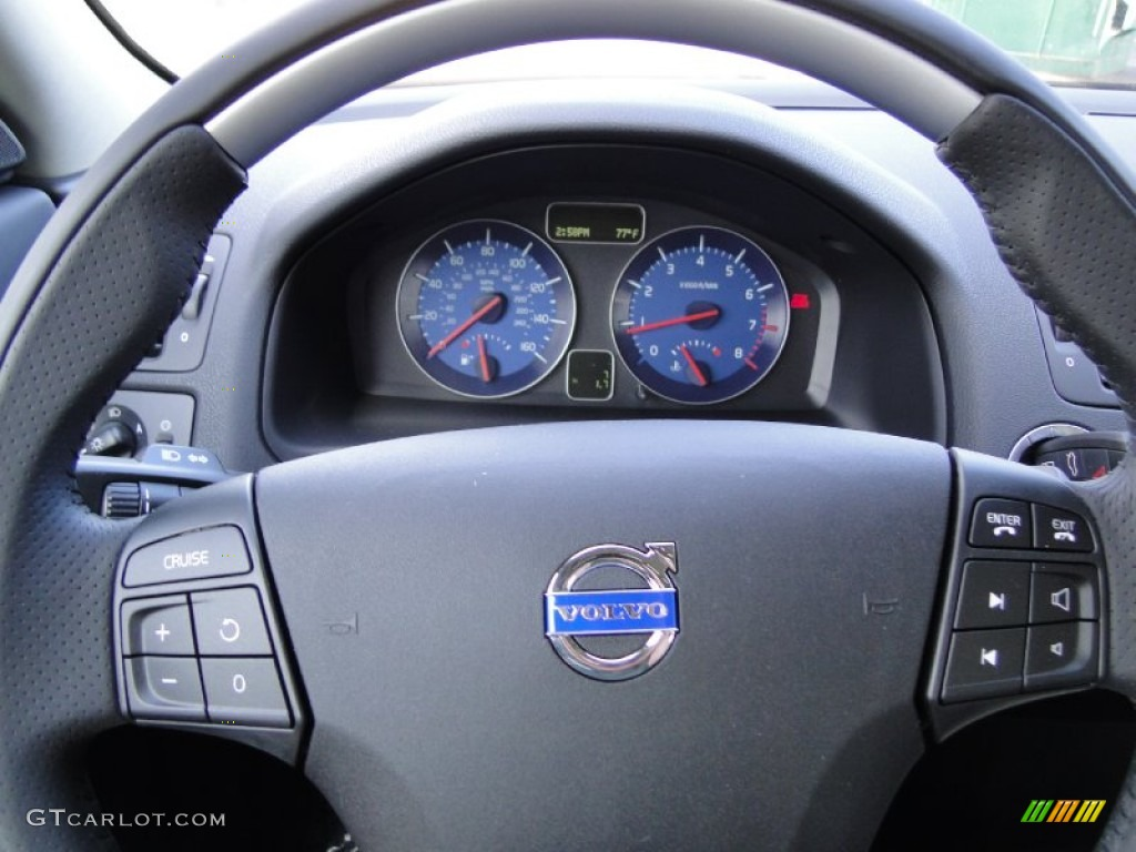 2012 volvo c30 t5 r design gauges photos. Black Bedroom Furniture Sets. Home Design Ideas